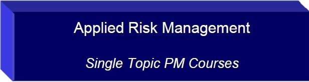 Applied Risk Management